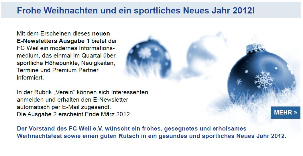 Newsletter 12-2011